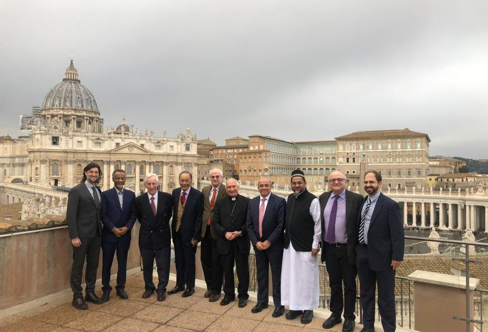 HBKU CSI Collaborates in Vatican City