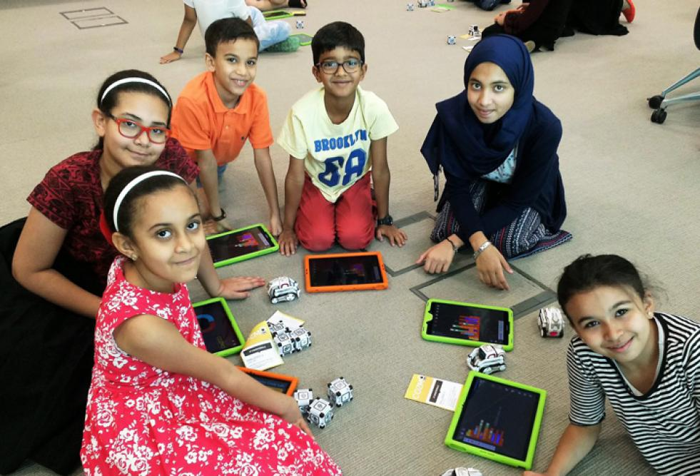 HBKU's QCRI to Launch Summer Computing Camps for Children