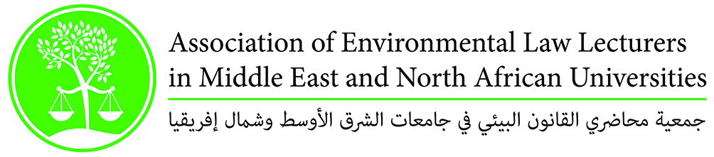 Association of Environmental Law Lecturers in MENA Universities