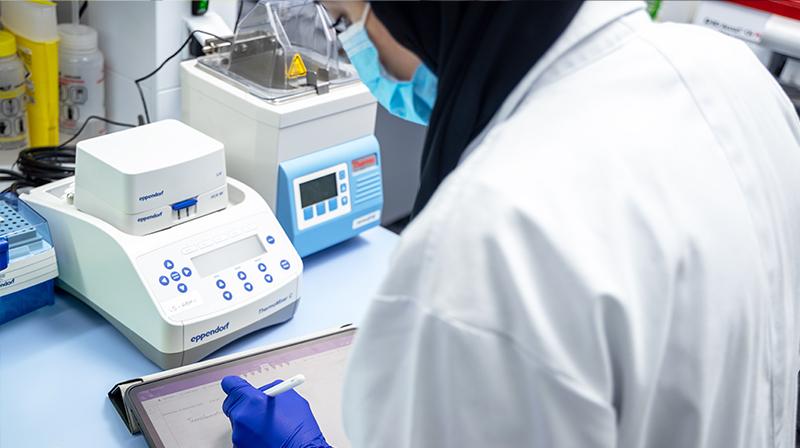 الدكتوراه في علم الجينوم والطب الدقيق