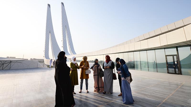 ماجستير العلوم في الفن الإسلامي والعمارة والتخطيط الحضري