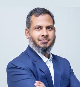 Dr. Kabir H Biswas
