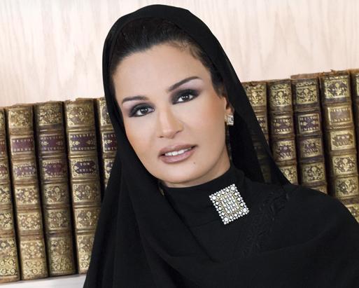 الشيخة موزا بنت ناصر