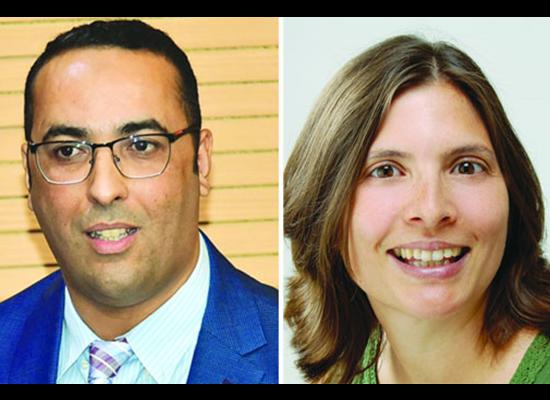 Dr Mahfoud Amara, Dr Kamilla Swart-Arries