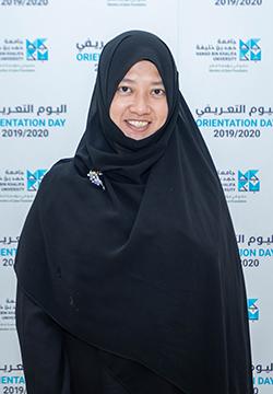 Khairunnisa Hussain