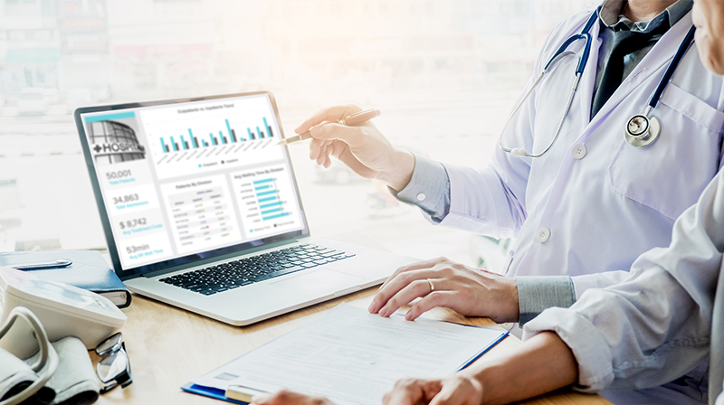Master of Data Analytics in Health Management