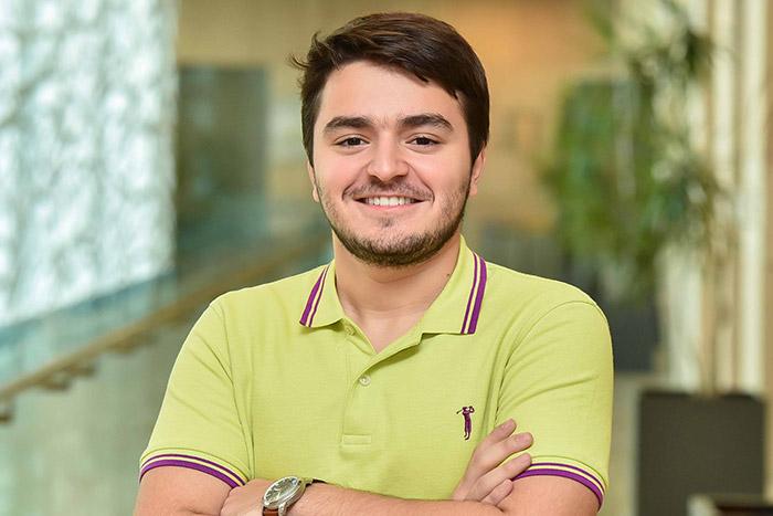 محمود الحدادين، بكالوريوس العلوم في هندسة الحاسوب