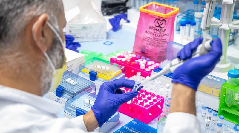 Master of Science in Genomics and Precision Medicine