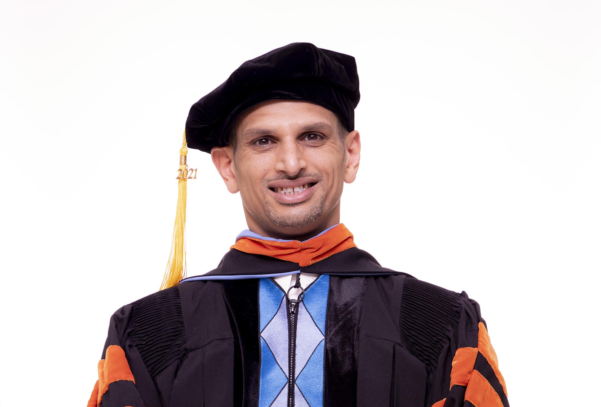 Exclusive Student Interview - Ali Hassan Al-Rashid