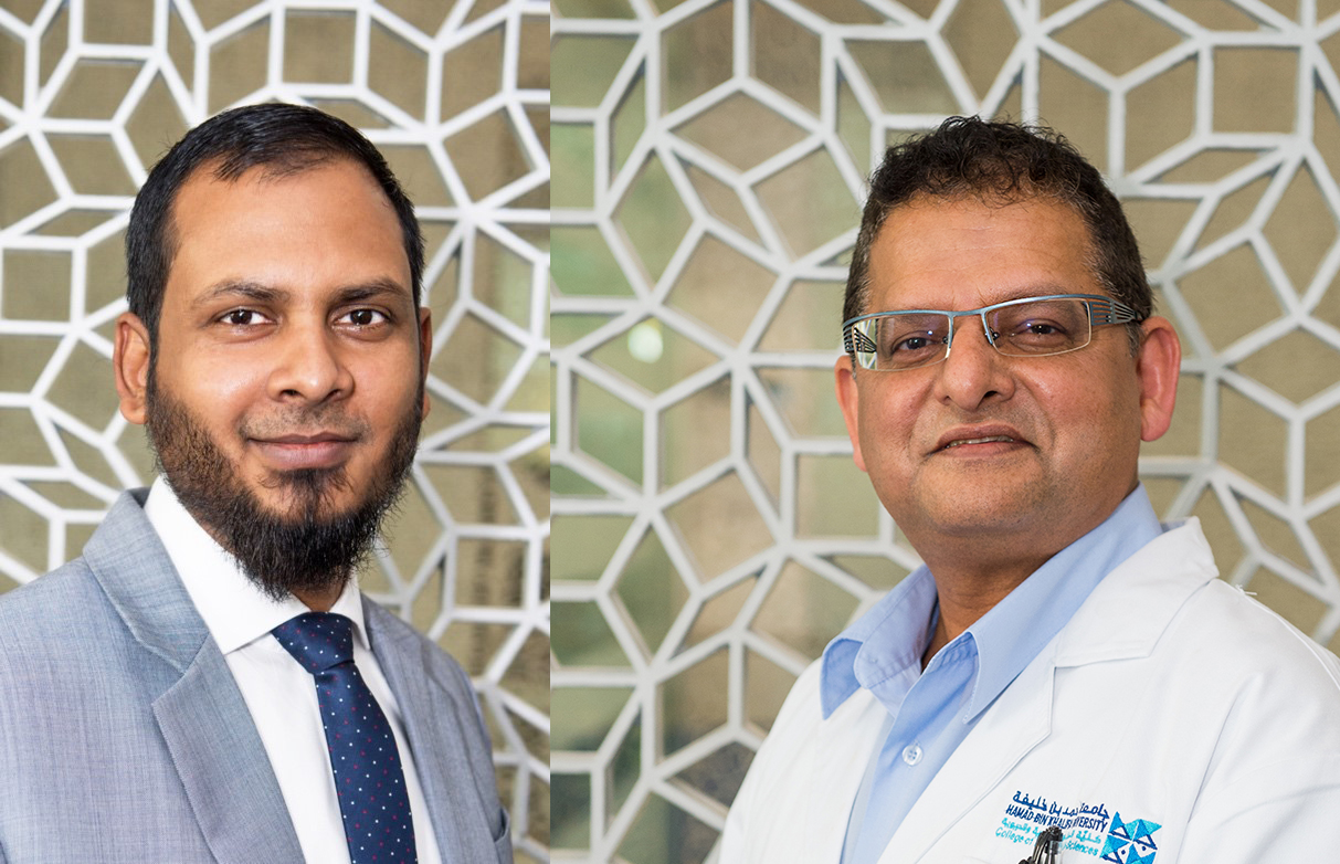HBKU's College of Health and Life Sciences Highlights...
