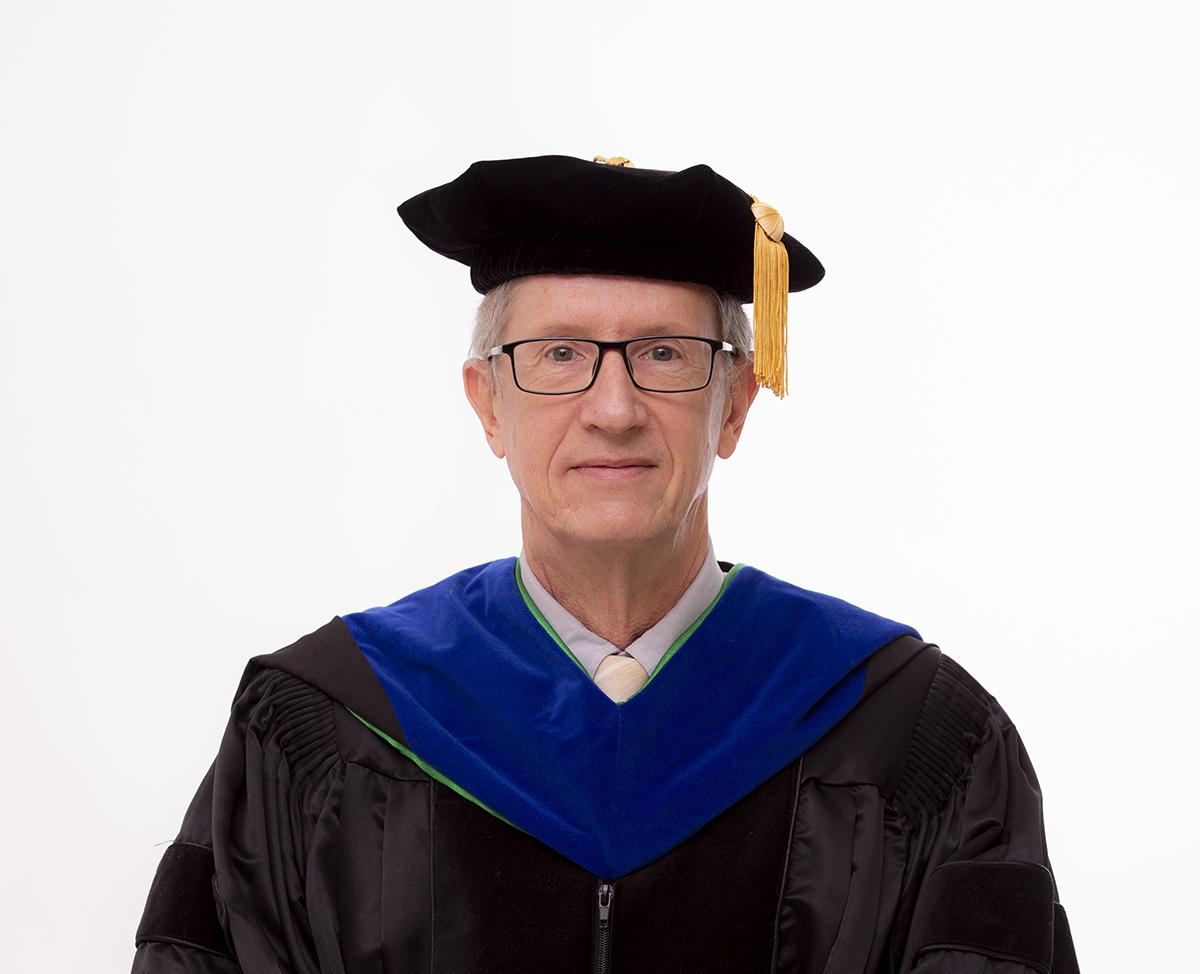 Exclusive Statement for Graduation - Dr. Edward Stuenkel