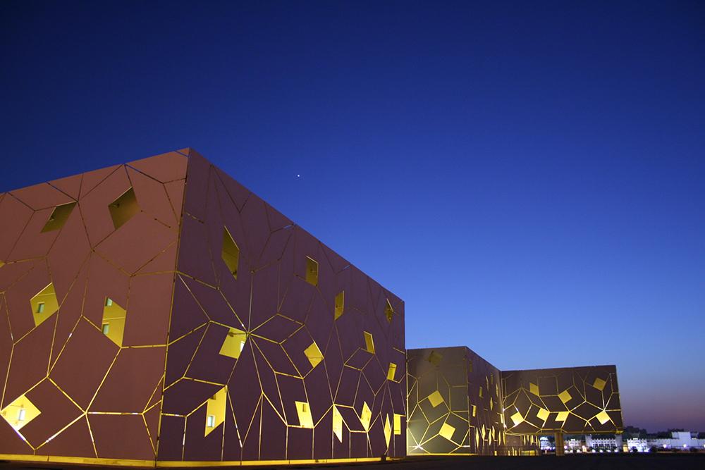 كلية العلوم الصحية والحيوية بجامعة حمد