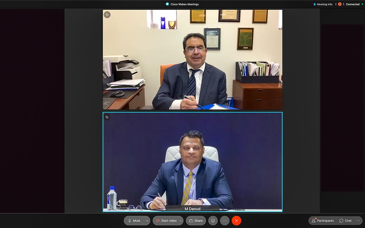 اتفاقية تعاون في مجال البحوث والتطوير بين شركة الخليج...