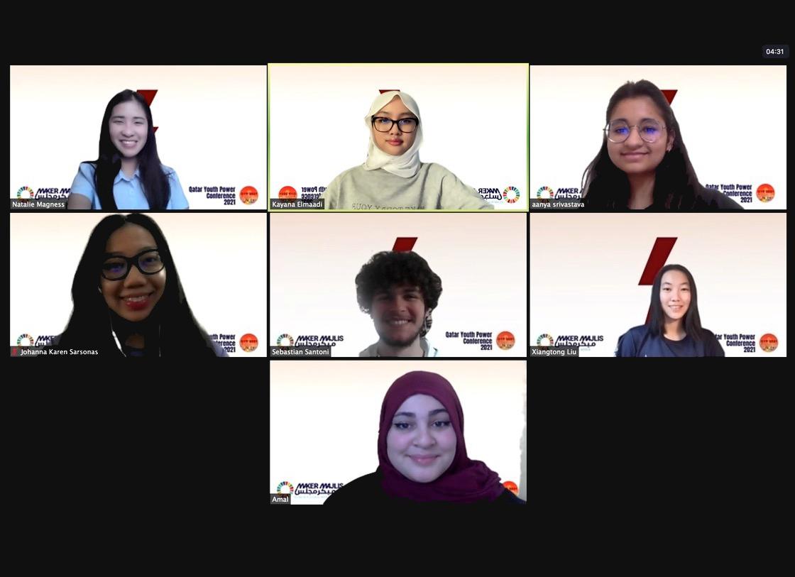 مؤتمر تمكين الشباب في قطر يسعى لتعزيز التواصل بين الشباب...