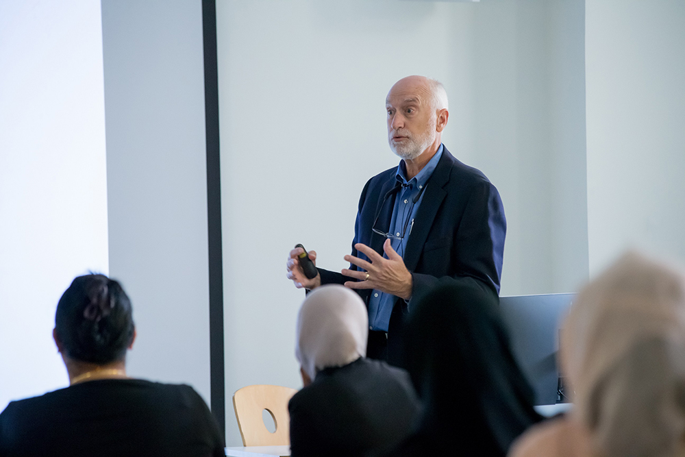 College of Health and Life Sciences Holds Seminars on...