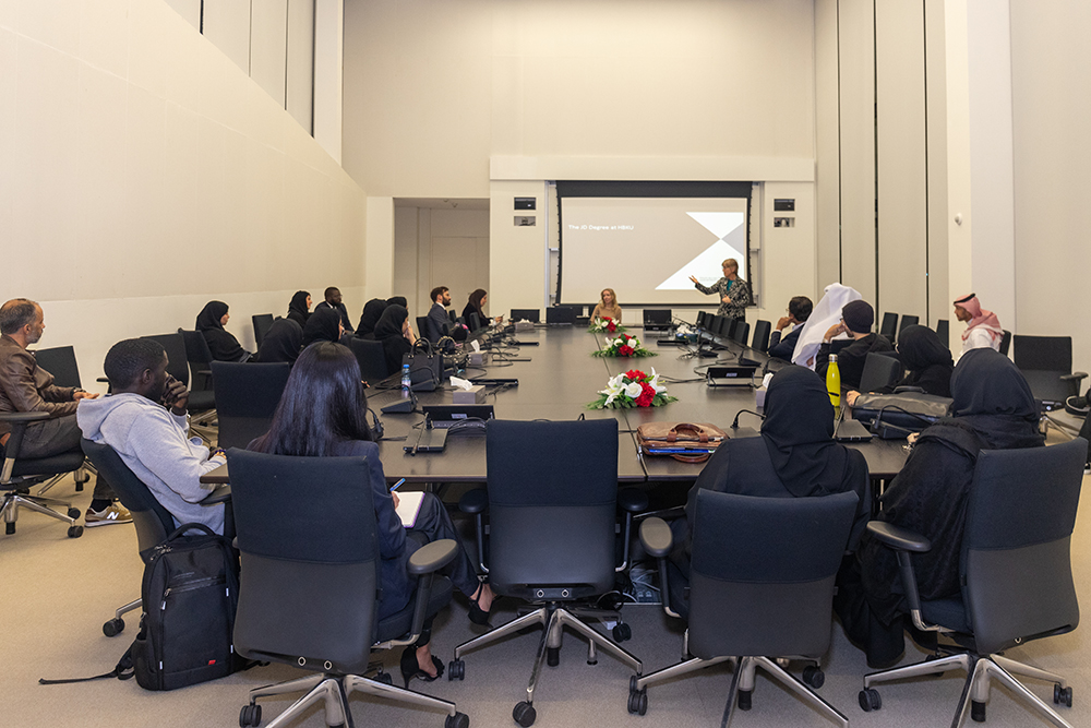 HBKU's College of Law Conducts
