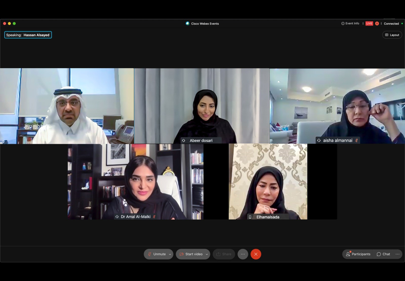 College of Humanities and Social Sciences Launches Qatari...