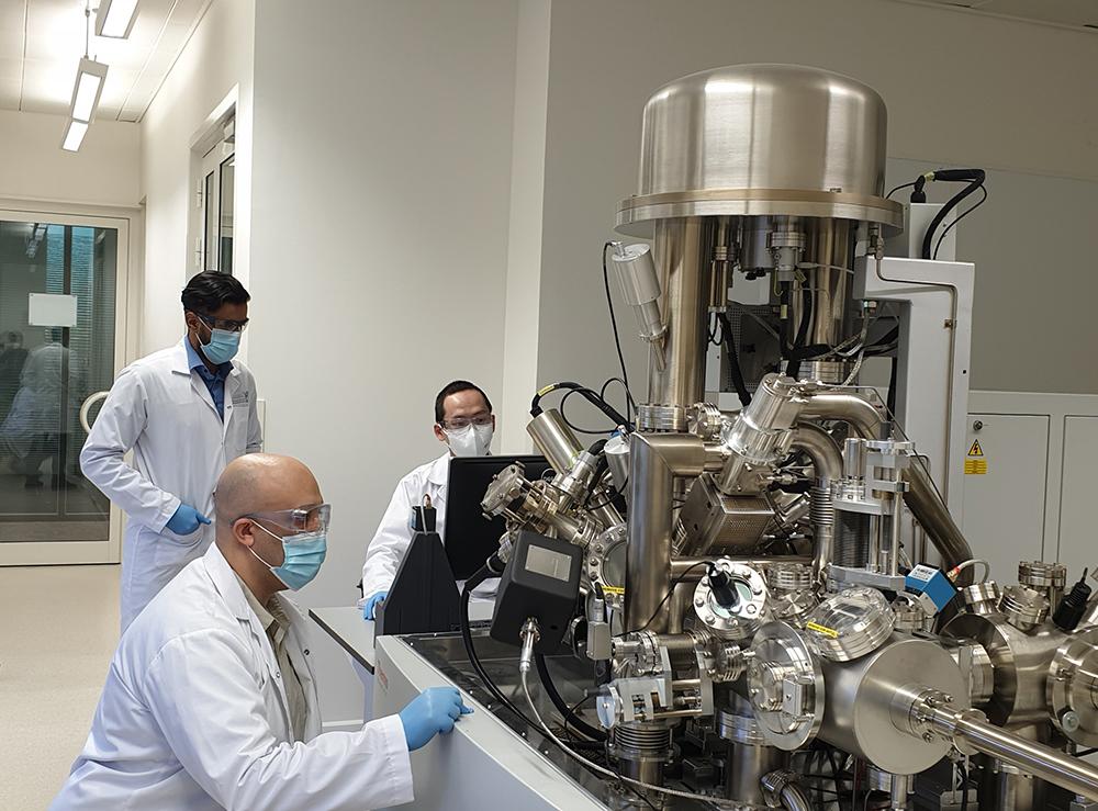 معهد قطر لبحوث البيئة والطاقة بجامعة حمد بن خليفة أول...