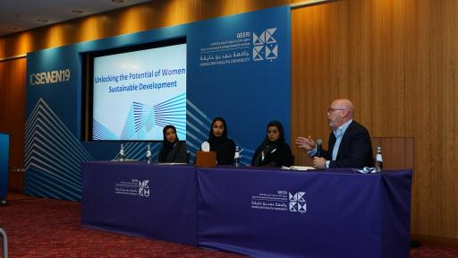 HBKU's Qatar Environment and Energy Research Institute Energy-Water-Environment Conference Gets Underway