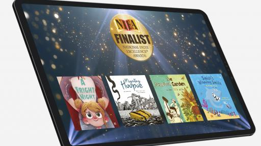HBKU Press Children's Books Recognized at 2021 National Indie Excellence® Award