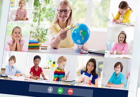 التواصل بين الثقافات في قاعة الدراسة الافتراضية