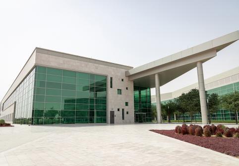 تحديد العناصر الأساسية في معهد البحوث: المرافق الأساسية بمعهد قطر لبحوث الطب الحيوي
