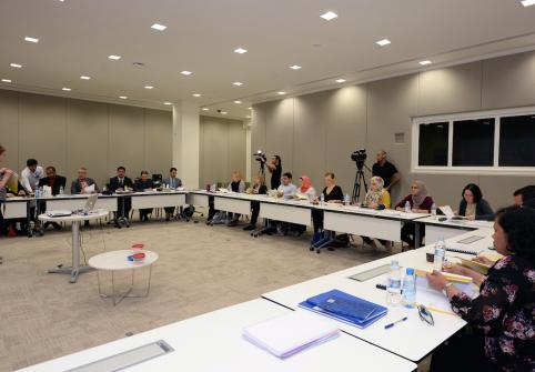 معهد قطر لبحوث الطب الحيوي يستضيف دورة تدريبية للمهنيين