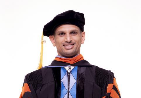 Exclusive Student Interview Ali Hassan Al-Rashid