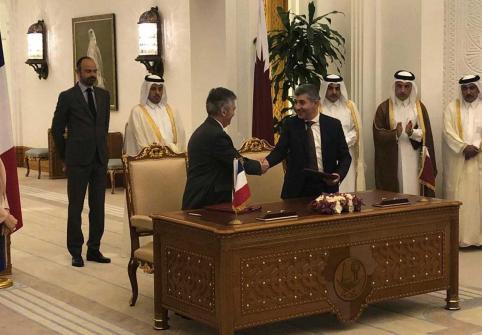 جامعة حمد بن خليفة تُوَقِّع اتفاقية تعاون مع معهد إيماجين للأمراض الوراثية
