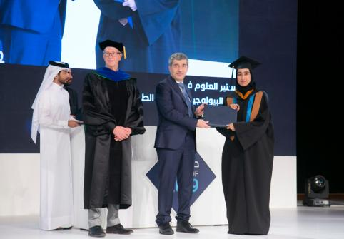 HBKU's College of Health and Life Sciences Graduates Tackling Qatar's Pressing Challenges