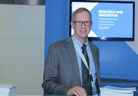 Dr Edward Stuenkel, Dean of the College of Health and Life Sciences at Hamad Bin Khalifa University.