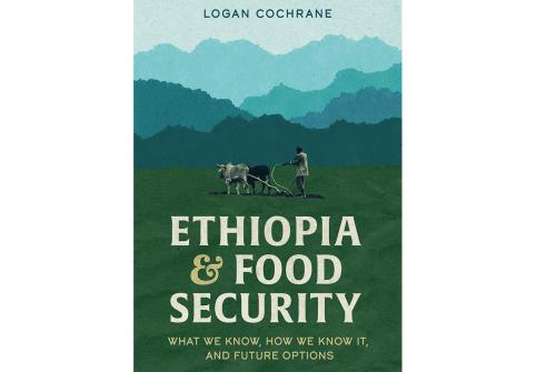 CPP Professor Brings Wealth of Knowledge on Ethiopia and Food Security to His Forthcoming Book