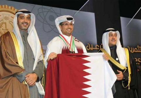 PhD Student at HBKU's College of Science and Engineering Awarded at Kuwait Invention Competition