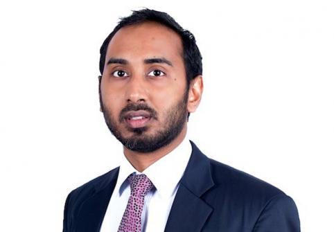 خريج من كلية العلوم والهندسة في جامعة حمد بن خليفة  يفوز بجائزة دولية عن عرضه لأطروحة ماجستير