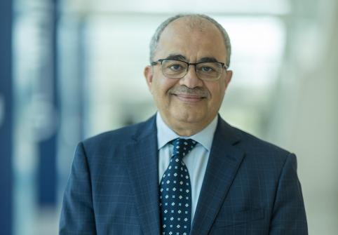 Interview with Dr. Emad El-Din Shahin