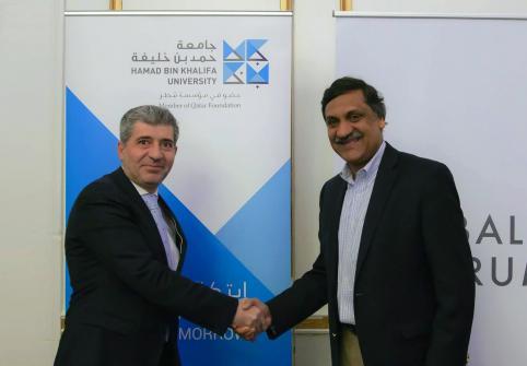جامعة حمد بن خليفة تطلق برنامجها الإلكتروني الثاني عبر شراكتها مع إيديكس