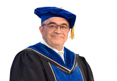 Exclusive Statement for Graduation Dr. Emad El-Din Shahin