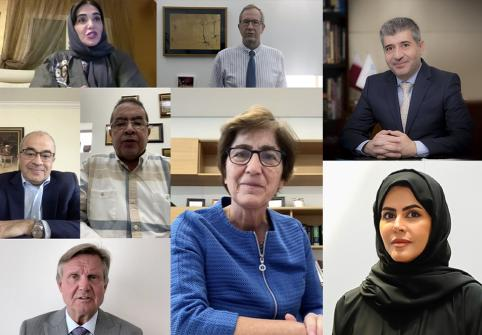 QF's HBKU Concludes Academic Year with Virtual Congratulatory Messages to Graduating Class