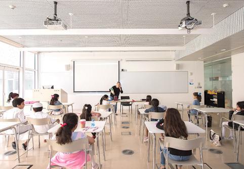 معهد دراسات الترجمة التابع لجامعة حمد بن خليفة ينظم دورات في اللغة للكبار والصغار