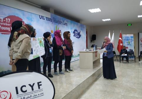 The College of Islamic Studies, part of Hamad Bin Khalifa University, partnered with the Turkish Ministry of Youth and Sport to co-organize this year's Islamic Cooperation Youth Forum.