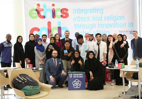 RAISING ETHICAL CHANGE MAKERS TO ADDRESS GLOBAL CHALLENGES
