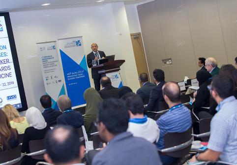 Qatar Biomedical Research Institute at HBKU Hosts Inaugural
