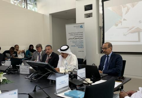 Islamic-led initiatives to stimulate the development of fragile states provided the backdrop for the fifth CEOs and Islamic Finance Leaders Roundtable.