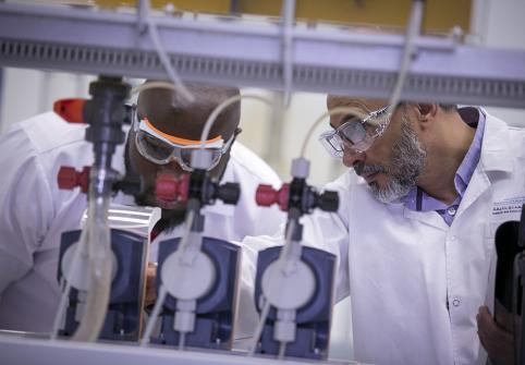 QEERI Water Center Is Enhancing Each Step of Qatar's Water Cycle
