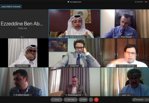 كلية الدراسات الإسلامية بجامعة حمد بن خليفة تستضيف ندوة سلطت الضوء  على الجهود التشريعية والقضائية التي تبذلها دولة قطر لحماية حقوق العمال