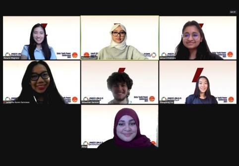 مؤتمر تمكين الشباب في قطر يسعى لتعزيز التواصل بين الشباب وتطوير مهاراتهم عُقد بالشراكة مع مجلس المبدعين في جامعة حمد بن خليفة