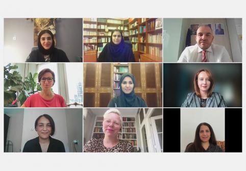 كلية العلوم الإنسانية والاجتماعية بجامعة حمد بن خليفة والاتحاد الأوروبي ينظمان ورشة عمل رفيعة المستوى لتعزيز المشاركة السياسية للمرأة القطرية