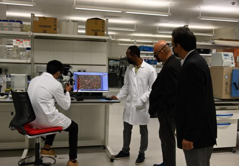 Qatar Environment and Energy Research Institute Achieves ISO Accreditation for Calibration and Testing Laboratories