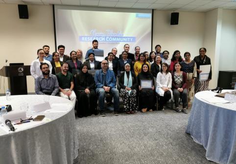 اختتمت كلية العلوم والهندسة بجامعة حمد بن خليفة، ومعهد قطر لبحوث الحوسبة، مؤخرًا، ورشة عمل في المعلوماتية التمريضية بالتعاون مع مؤسسة حمد الطبية.