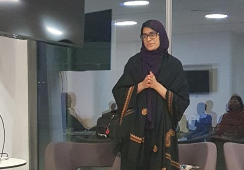 HBKU's Qatra Social Work Club Holds Inaugural Event